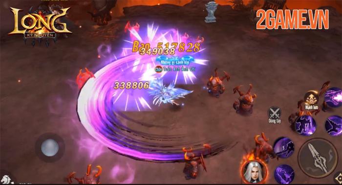 Long Kỷ Nguyên Mobile công bố ngày ra game 1