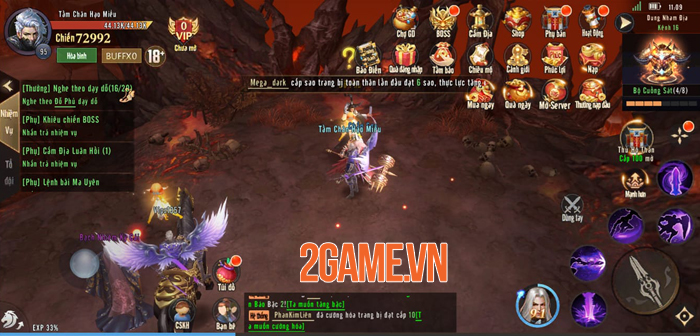 Long Kỷ Nguyên là sự kết hợp hoàn hảo giữa gameplay châu Á và đồ họa châu Âu 4