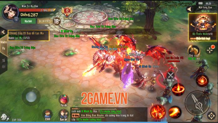 Long Kỷ Nguyên là sự kết hợp hoàn hảo giữa gameplay châu Á và đồ họa châu Âu 2