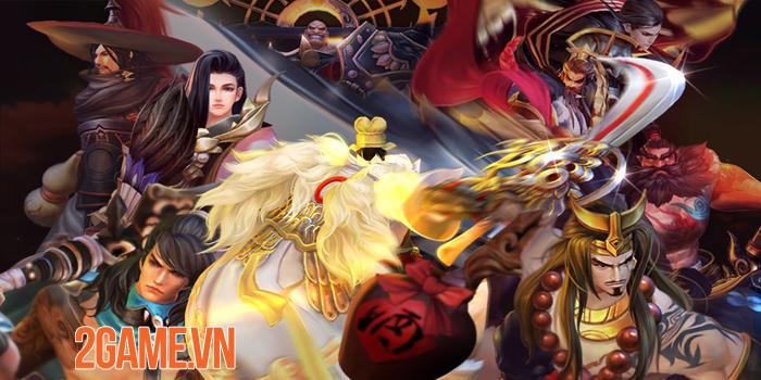 Ngự Kiếm Mobile - Game nhập vai 7 phái cập bến Việt Nam 4