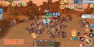VTC Mobile sắp ra mắt game nhập vai Pháp Thuật 3D Mobile