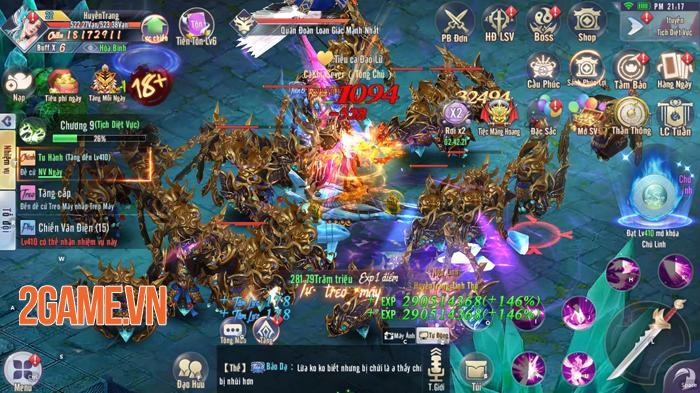 Võ Hồn Chiến gây hứng thú với lối chơi thiên biến vạn hoá 1