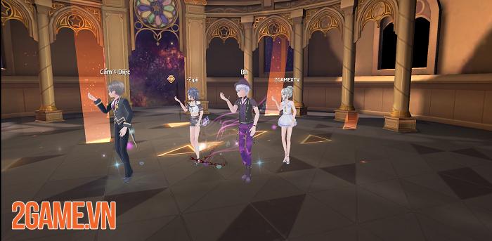 Au Mix là game vũ đạo thế hệ mới đáp ứng tất cả nhu cầu giới trẻ cần 4