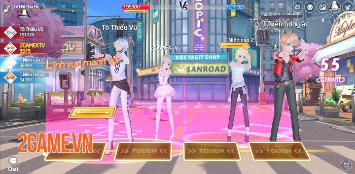 Au Mix là game vũ đạo thế hệ mới đáp ứng tất cả nhu cầu giới trẻ cần 6