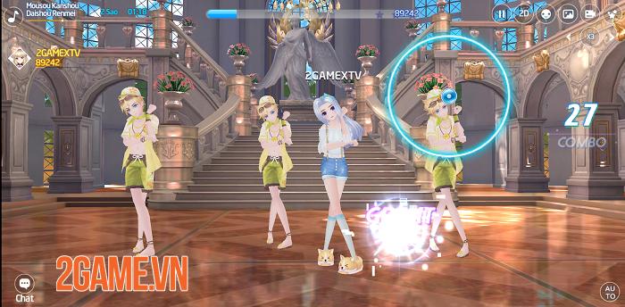 Au Mix là game vũ đạo thế hệ mới đáp ứng tất cả nhu cầu giới trẻ cần 0