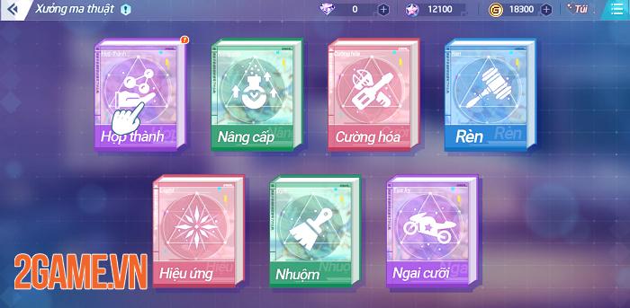 Lối chơi all-in-one khiến người chơi chẳng thể định hình Au Mix là game gì nữa 4