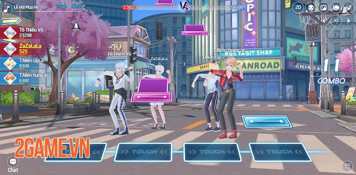 Cảm nhận Au Mix: Thiên đường game vũ đạo là đây chứ đâu! 4