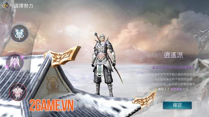 Độc Bá Giang Hồ Mobile là phần hậu truyện của phiên bản PC 0