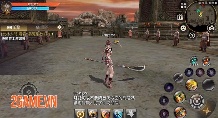 Độc Bá Giang Hồ Mobile là phần hậu truyện của phiên bản PC 3