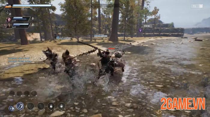 Hunter's Arena: Legends mang đến một đấu trường Battle Royale hấp dẫn 3