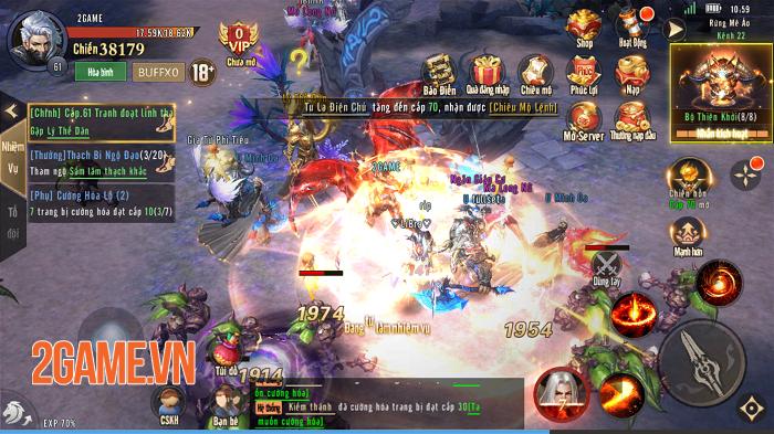 Long Kỷ Nguyên là sự kết hợp hoàn hảo giữa gameplay châu Á và đồ họa châu Âu 1