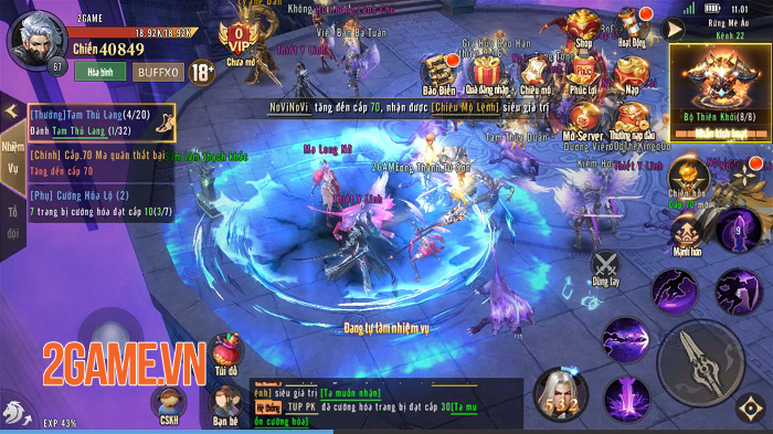 Long Kỷ Nguyên là sự kết hợp hoàn hảo giữa gameplay châu Á và đồ họa châu Âu 5