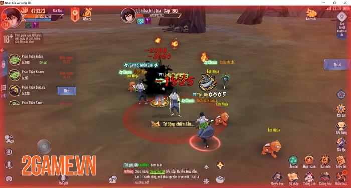 Top 7 game mobile mới toanh dành riêng cho fan Naruto 1