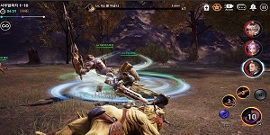 TERA Hero sẽ áp dụng hình thức chiến đấu nhập vai theo tổ đội