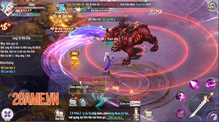 Võ Hồn Chiến gây hứng thú với lối chơi thiên biến vạn hoá 5