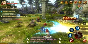 Bom tấn World of Dragon Nest sẽ ra mắt tại Việt Nam vào tháng 4 tới