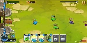 Meowar – Game chiến thuật thả quân có nhân vật chính là các chiến binh mèo đáng yêu
