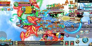 Dấu Ấn Rồng Mobile chật kín người chơi, đúng là game hay tự khắc đông!