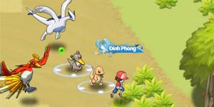 Poke Tối Thượng Mobile cho người chơi được săn bắt Pokemon tự do