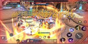 Vệ Thần Mobile khóa tim game thủ bởi cốt truyện hóa Thần trảm Yêu kiểu Tây