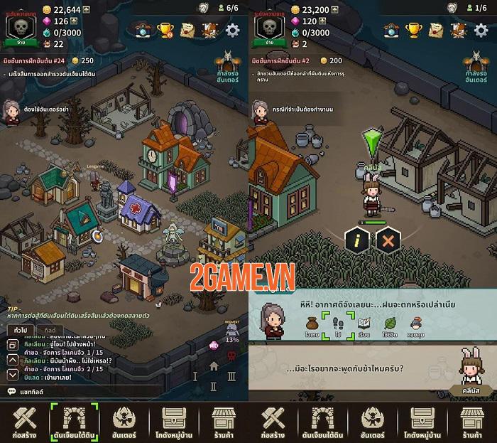 Evil Hunter Tycoon - Trò chơi sinh tồn tuyệt vọng của những người còn sống sót 1