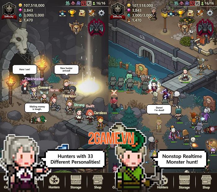 Evil Hunter Tycoon - Trò chơi sinh tồn tuyệt vọng của những người còn sống sót 3
