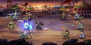 Bang hội trong Thiên Long Tam Quốc Mobile muôn hình vạn dạng không kém game MMORPG