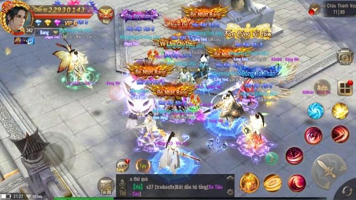 Game Giang Hồ Chi Mộng lan tỏa tinh thần nghĩa hiệp ngay giữa mùa dịch 2