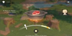 Hóa ra trong Genshin Impact việc nấu ăn lại quan trọng như thế!