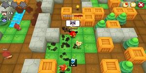Bombergrounds – Game đặt bom phong cách Battle Royale có đồ họa đáng yêu