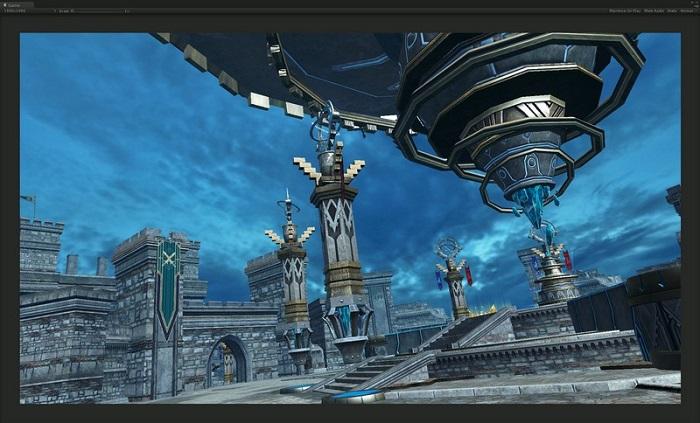 Phiên bản Công Thành Chiến của AxE: Alliance X Empire mang đến nhiều sự kiện hấp dẫn 1