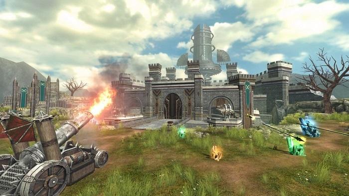 Phiên bản Công Thành Chiến của AxE: Alliance X Empire mang đến nhiều sự kiện hấp dẫn 2