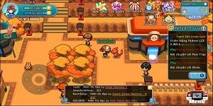 Game Pokemon phong cách pixel Liên Quân Bảo Bối sắp ra mắt ở Việt Nam