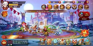 Cảm nhận Siêu Thần Mobile: Đúng chuẩn game dành cho fan cứng dòng đấu thẻ tướng
