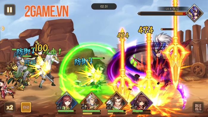 VNG sắp ra mắt game mới Thiếu Niên Danh Tướng 3Q tại Việt Nam 1