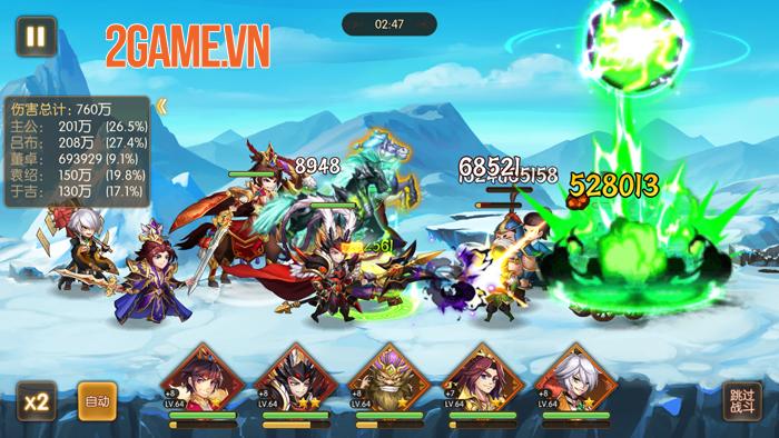 VNG sắp ra mắt game mới Thiếu Niên Danh Tướng 3Q tại Việt Nam 2