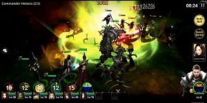 Heroes9: Awakers phô diễn kĩ năng cá nhân tùy vào sự lựa chọn chiến thuật
