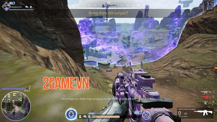 Cảm nhận Crossfire Zero: Một chút hoài niệm về Đột Kích, một chút liên tưởng tới Apex Legends 13