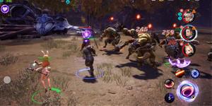 Trải nghiệm nhanh Tera Hero Mobile: Phê vì đồ họa, gameplay gây nhiều tranh cãi