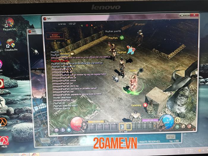 Playpark MU Online thu hút đông đảo game thủ Việt 1