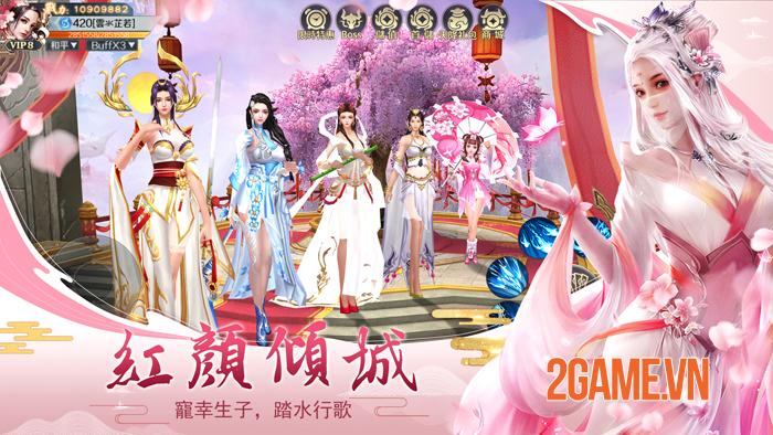 Gamota sắp ra mắt game mới Tuyệt Đại Song Tu Mobile 2