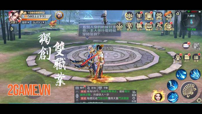 Gamota sắp ra mắt game mới Tuyệt Đại Song Tu Mobile 0
