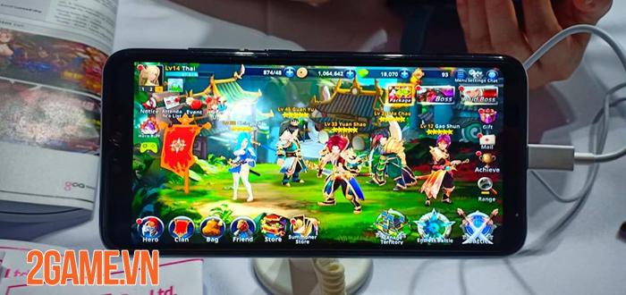 Game mới Loạn Thế Anh Hùng 3Q sắp được SohaGame ra mắt khu vực SEA 0