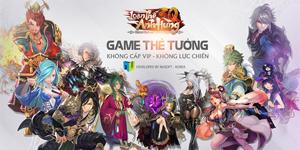 Game mới Loạn Thế Anh Hùng 3Q sắp được SohaGame ra mắt khu vực SEA