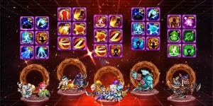 Nuôi tướng bằng skill – Thứ độc lạ chỉ có trong Siêu Thần Mobile