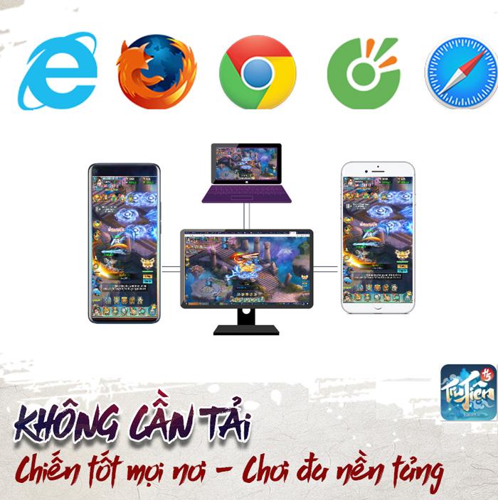 Game nhập vai tiên hiệp Tru Tiên H5 sắp ra mắt tại Việt Nam 4