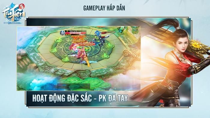 Game nhập vai tiên hiệp Tru Tiên H5 sắp ra mắt tại Việt Nam 3