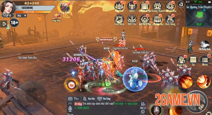 Tuyệt Đại Song Tu cho người chơi tu tiên với người khác và sử dụng luôn skill của họ 1