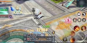 Tuyệt Đại Song Tu cho người chơi tu tiên với người khác và sử dụng luôn skill của họ