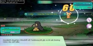 Liên Quân Bảo Bối đích thị là game Pokémon đúng chuẩn bản gốc GAMEBOY